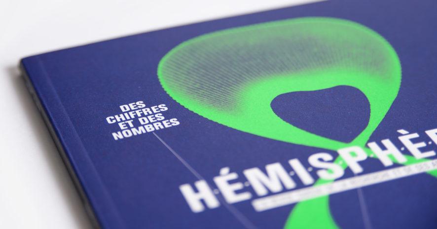 HEMISPHERES N°13 Des chiffres et des nombres // www.revuehemispheres.com