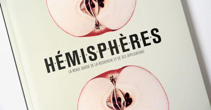 HEMISPHERES N°3 La nouvelle précision suisse // www.revuehemispheres.com