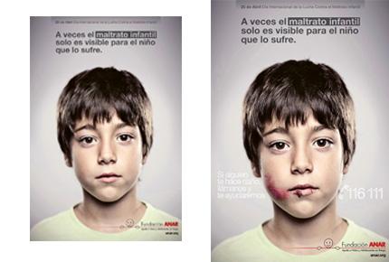 «La maltraitance infantile, une spirale infernale» // www.revuehemispheres.com