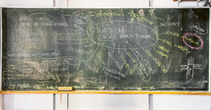 «Les nombreuses règles de l'improvisation» // www.revuehemispheres.com