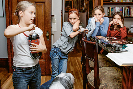 Eduquer avec plus de droits que de devoirs // www.revuehemispheres.com