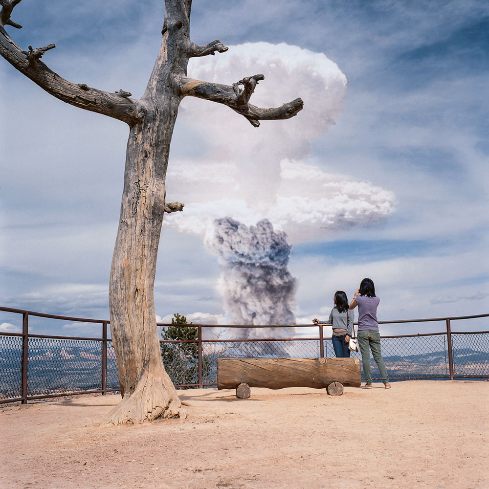 Atomic Overlook © Clay Lipsky